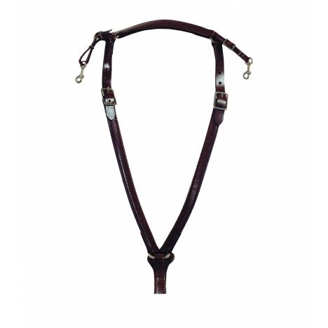 Circle Y Over Neck Trail Breast Collar - Horse