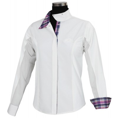 Equine Couture Amber Show Shirt - Ladies, Long Sleeve