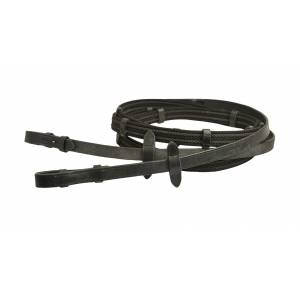 DaVinci Web Anti-Slip Reins with Hook Stud Ends
