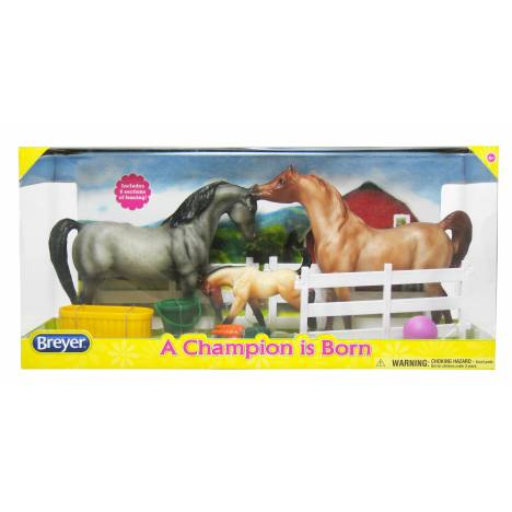 Breyer Classics A Champion Is Born