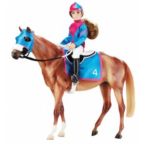 Breyer Traditional Let's Go Racing