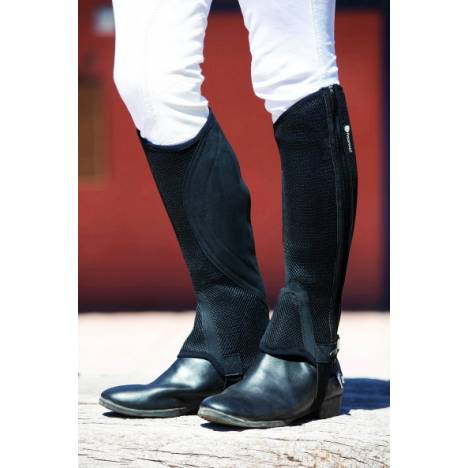 Horseware Air Stretch Half Chaps - Adult