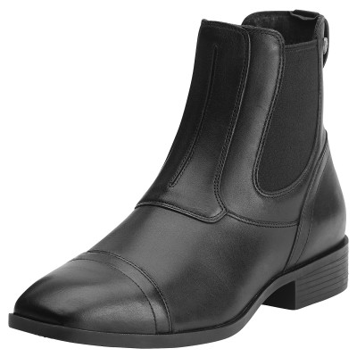 Ariat Challenge Square Toe Dress Paddock - Ladies, Black