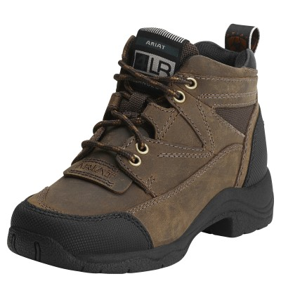 Ariat Terrain Boots - Kids, Distressed Brown
