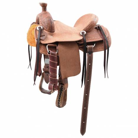 Cashel Cowboy Kid Roper Saddle