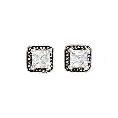 Montana Silversmiths Start Lights Western Princess Earrings