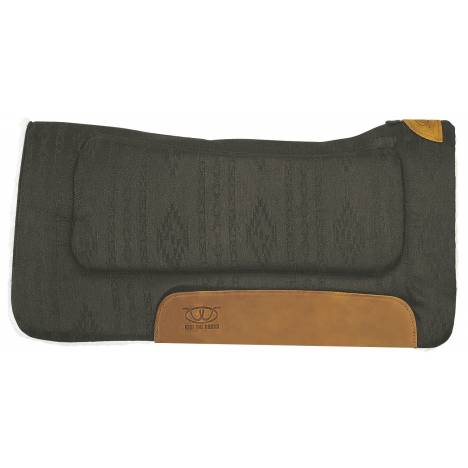 Weaver All Purpose 30x30 Contour Saddle Pad - H9
