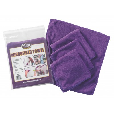 Weaver Microfiber Towels