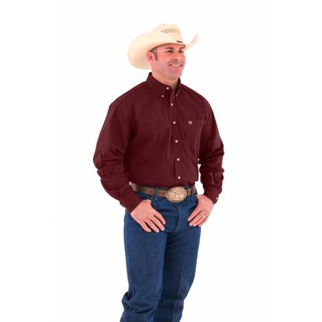 Noble Outfitters Generations Fit Long Sleeve Shirt - Mens - Solid Colors