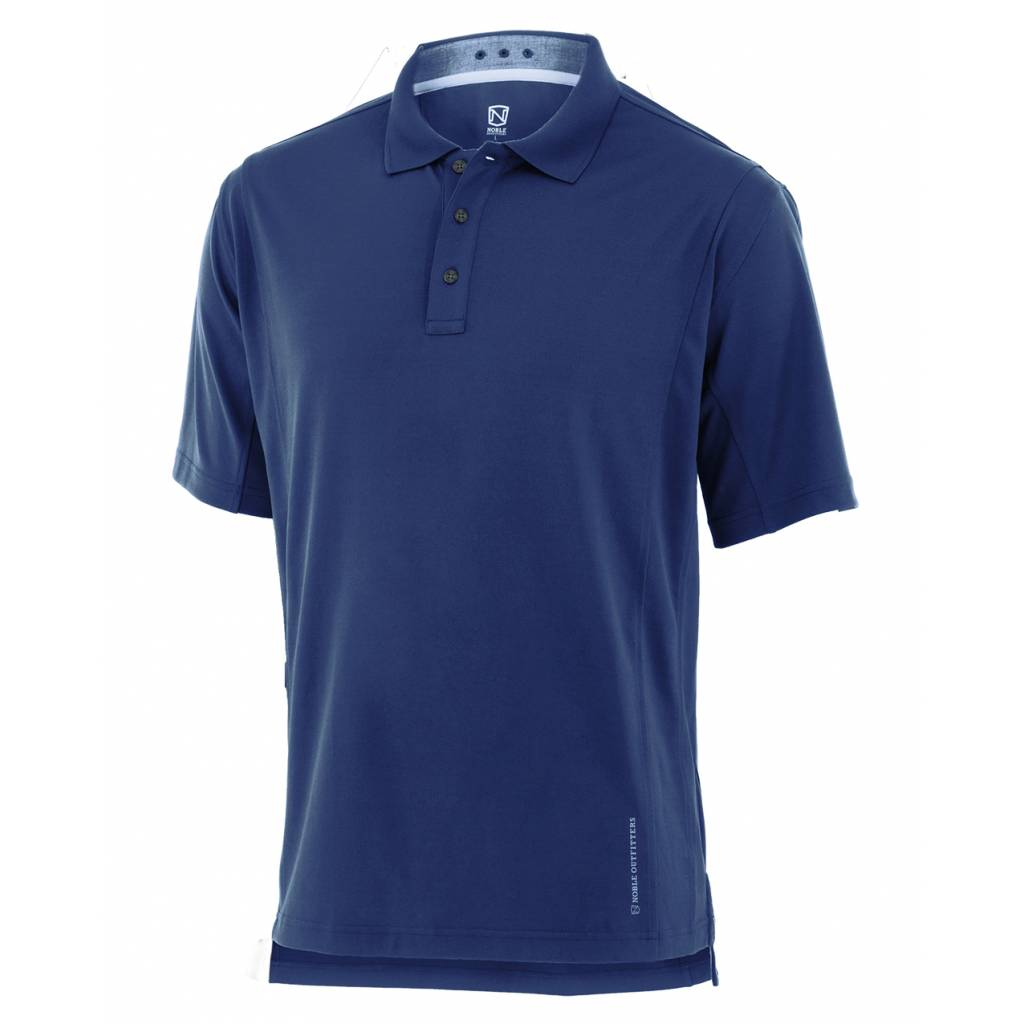 Noble Equestrian Coolflow Performance Polo - Mens