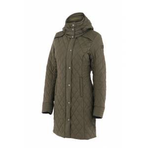 Noble Outfitters Warmup Quilted Coat