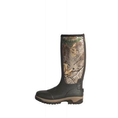 Noble Equestrian Men Cold Front Camo High Boots