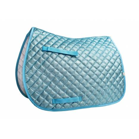 Lettia All Over Sparkly Saddle Pad - All Purpose