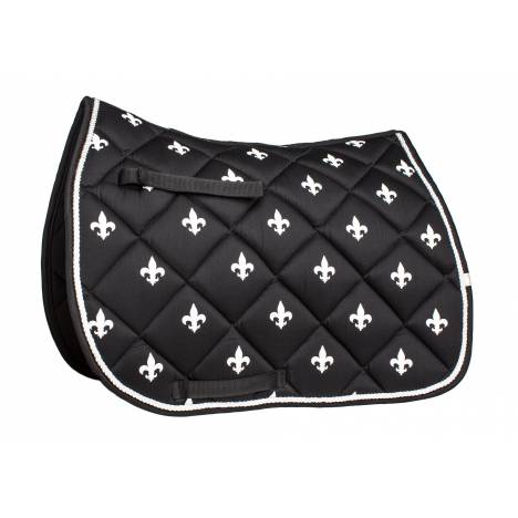 Lettia Union Jack Saddle Pad - All Purpose
