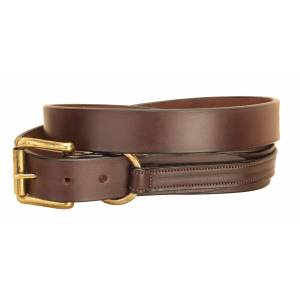Tory Leather Dee Keeper Leather Belt