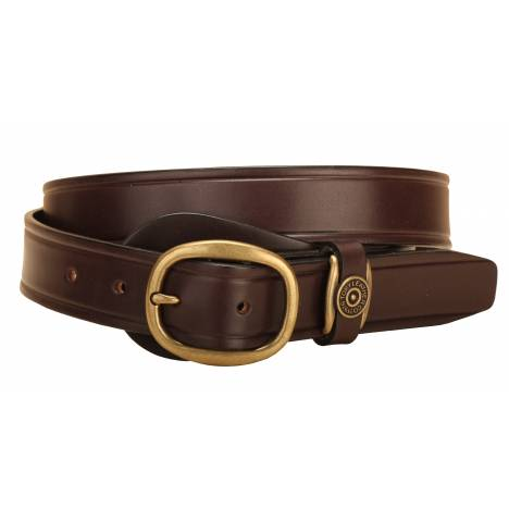 Tory Leather Breast Strap Belt with Buckle