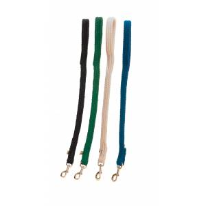 Tory Leather Braided Cotton Leash
