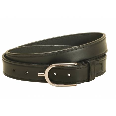 Tory Leather Leather Belt with English Spur Buckle