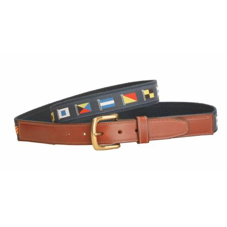 Tory Leather Leather Nautical Belt