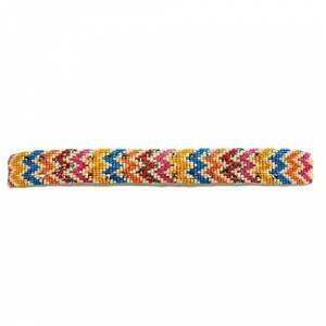 Blazin Roxx Beaded Chevron Headband
