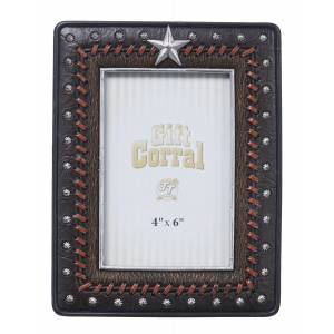 Star/Studs Picture Frame