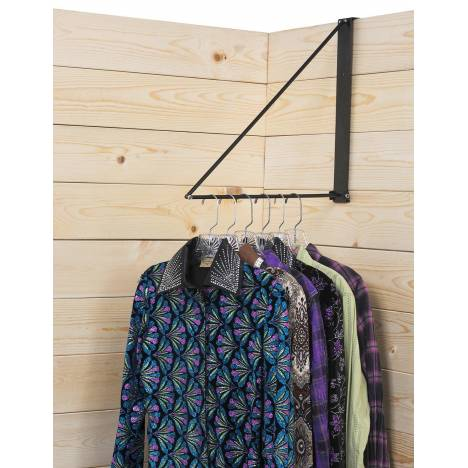 Tough-1 Collapsable Clothes Rack