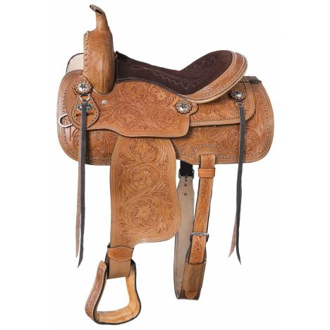 King Series Braden Trail Saddle