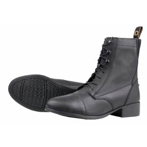 Dublin Elevation Laced Paddock Boots - Ladies