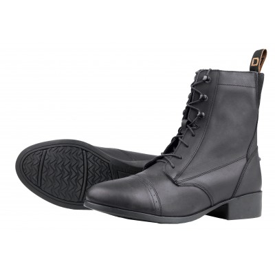 Dublin Elevation Laced Paddock Boots - Kids