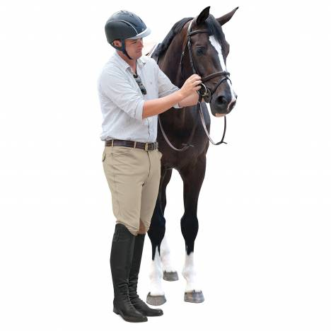 Ovation Mens Euroweave KneePatch Breech
