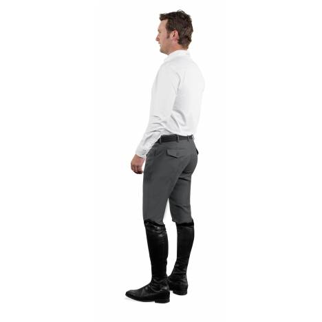 Ovation Euroweave 4 Pocket Breeches - Mens, Full Seat