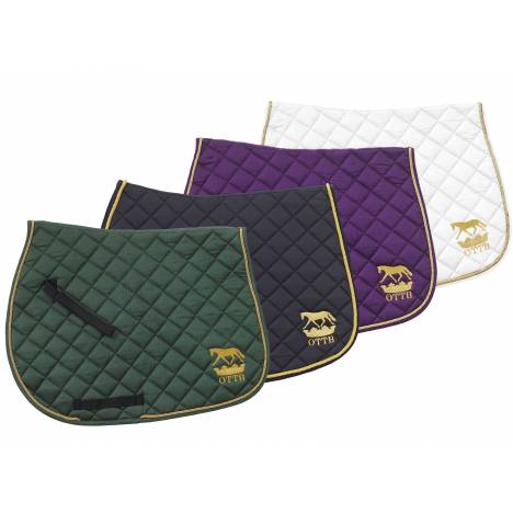 OTTB Saddle Pad - All Purpose