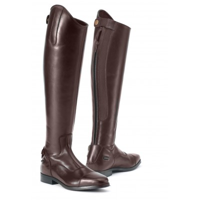 Ovation Olympia Tall Boots - Ladies, Dark Brown