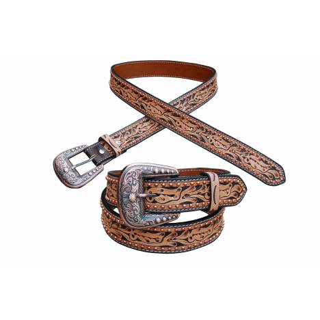 Turn-Two Belt - Ladies, Prairie Rose
