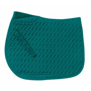 Centaur Wave Quilt Saddle Pad - Dressage