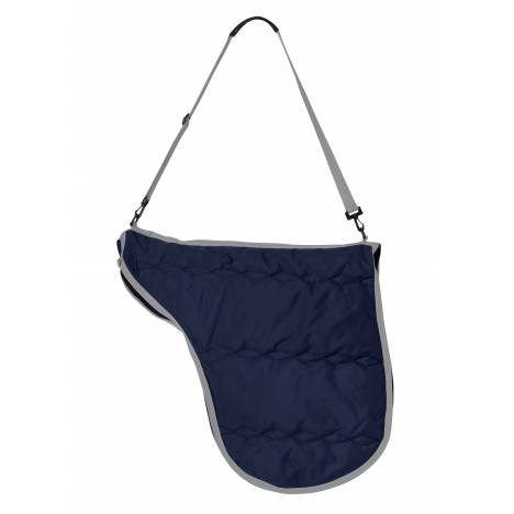 Centaur Deluxe Full Zip English Saddle Bag