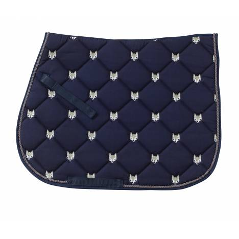 Centaur Foxes Saddle Pad - All Purpose