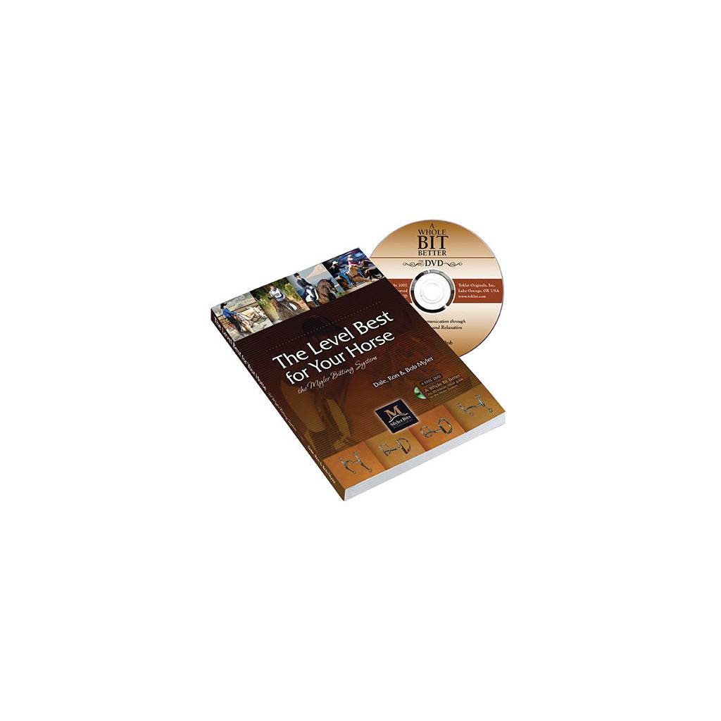 Myler The Level Best for your Horse Book/DVD