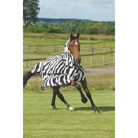 Bucas Buzz Off Zebra Fly Sheet