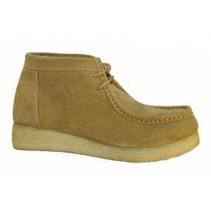 Roper Performance Suede Chukka - Mens, Sand