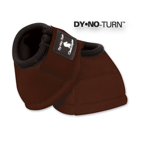 Classic Equine DyNo Turn Bell Boots