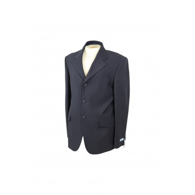 RJ Classics Essential Washable Show Coat - Mens, Navy