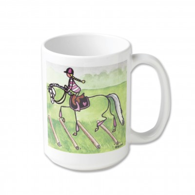 Kelley Stick Pony Mug - Cavaletties