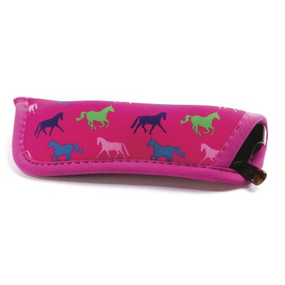 Kelley Neoprene Eyeglass Sleeve - Horses