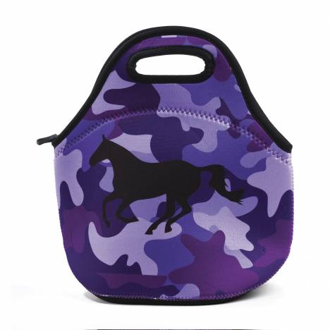 Kelley Neoprene Lunch Tote - Camo