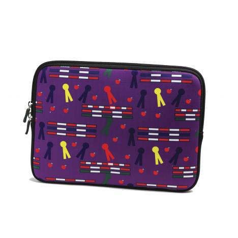 Kelley Neoprene IPad Sleeve - Rails & Ribbons