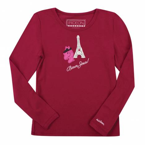 Irideon Barn Jour Long Sleeve Tee - Kids