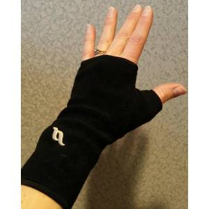 Back on Track Back On Track Fleece Wrist Brace with  Thumb - Pair