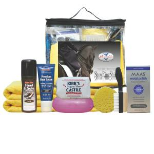 Professionals Choice Deluxe Show Ring Shine Kit