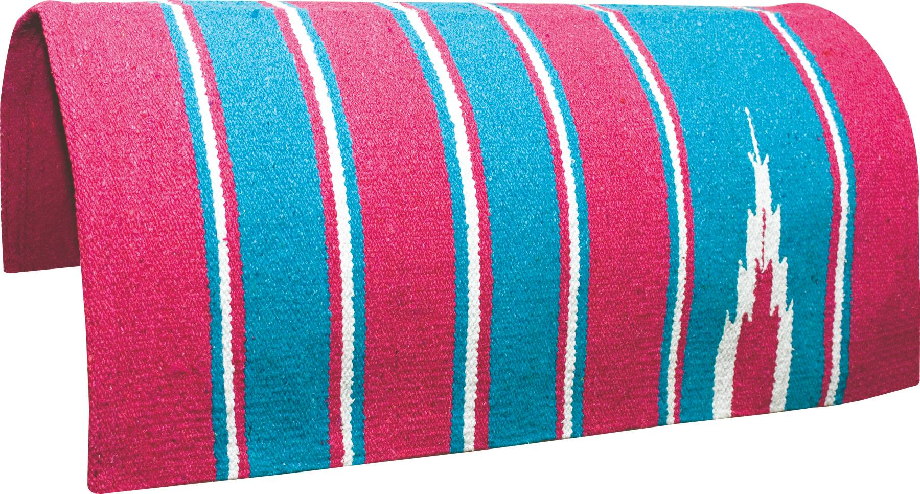 Abetta Bright Cotton Saddle Blanket